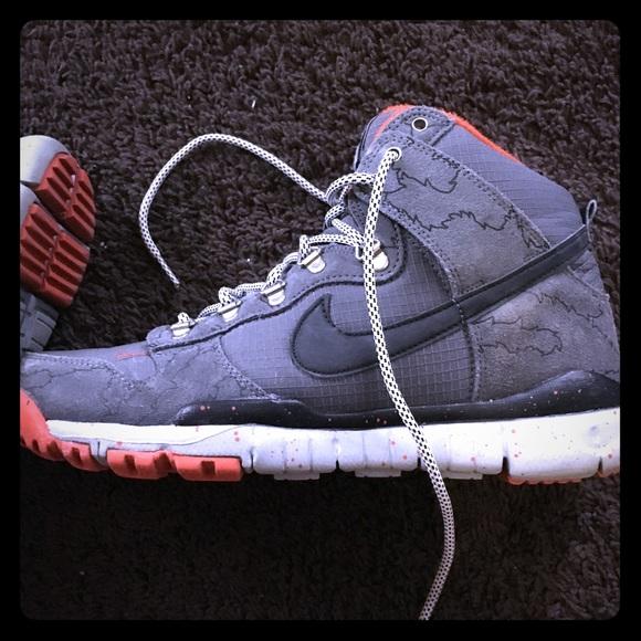 huge selection of 4fb82 34217 Nike Dunk High R/R Poler